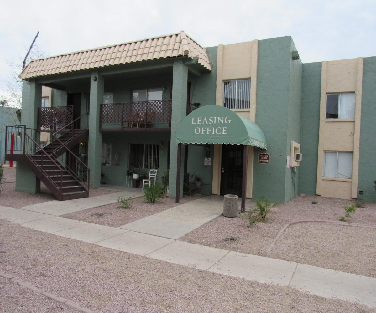 Paddock Apartments: 6301 N. 64th Drive, Glendale, AZ